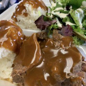 Roast Beef w/Gravy